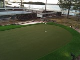 Villa Upinniemi golfgreen1