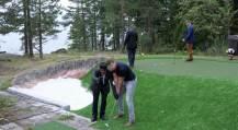 Villa Upinniemi golfgreen kruuna tapahtumat