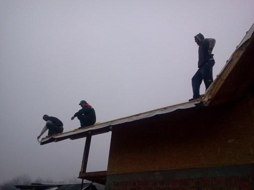 Diverse lucrari de montaj invelitori rezidentiale si industriale Bacau