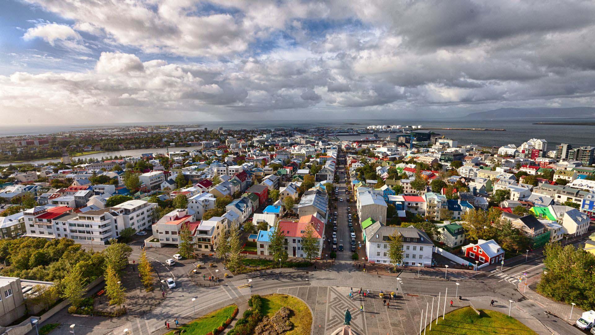 نتيجة بحث الصور عن Reykjavik