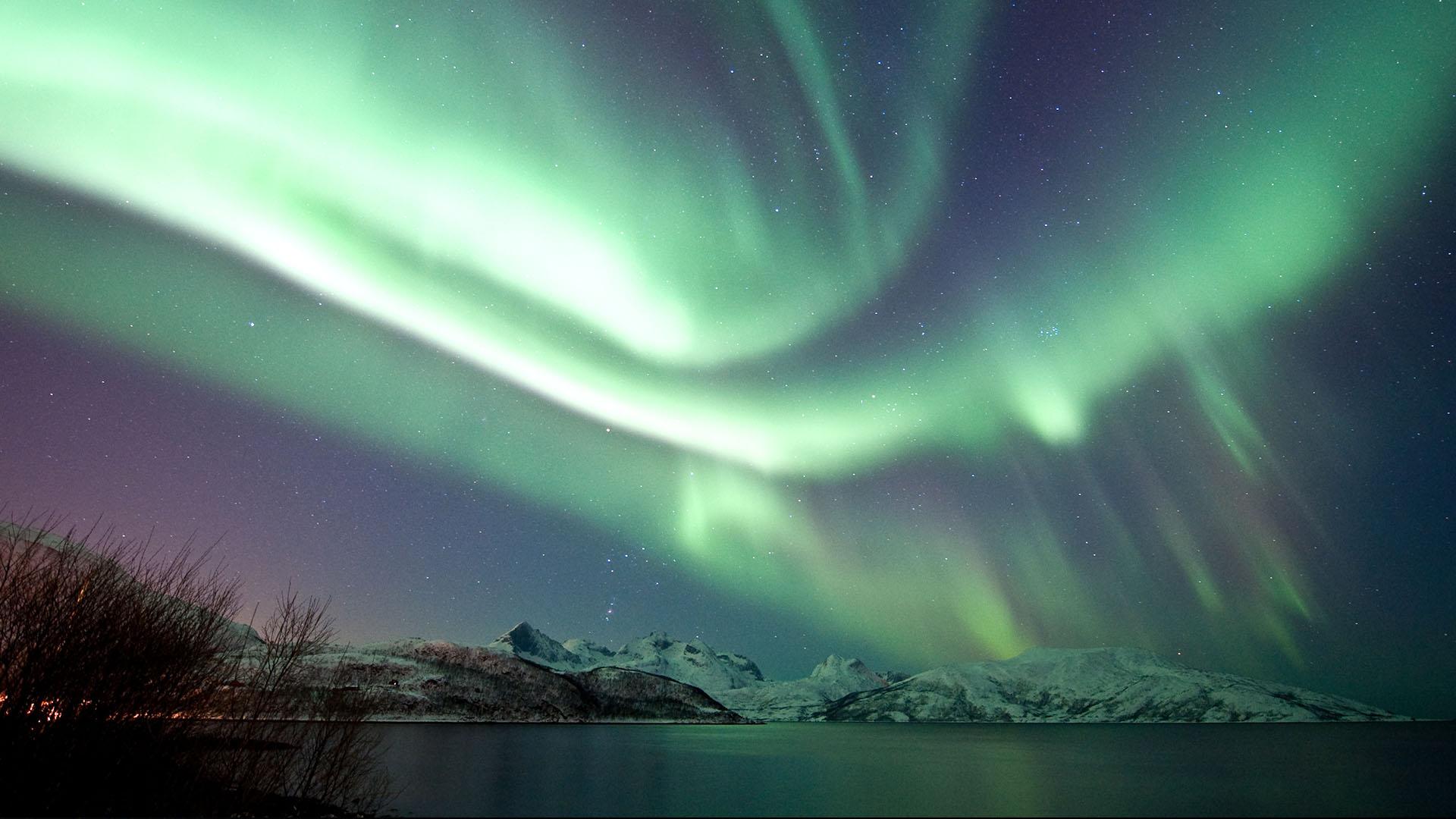 Tromso Norway Northern Lights Tour