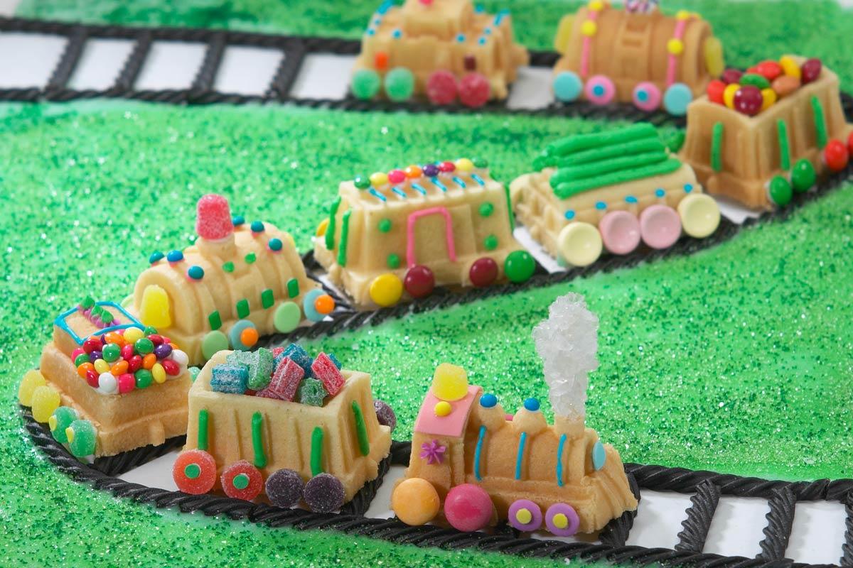 Sugartrain Train Cake Recipe