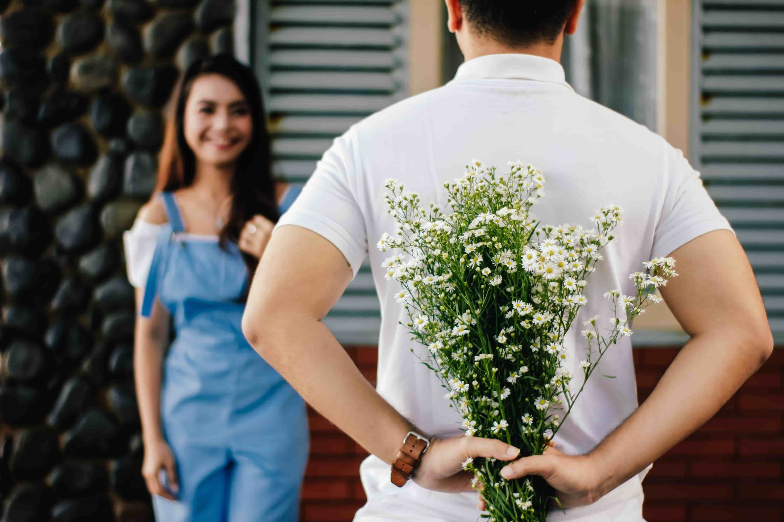 Fira bröllopsdagen