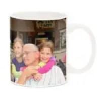 Grattis på födelsedagen bild på kopp