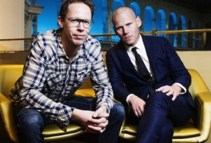 Mons Kallentoft & Markus Lutteman