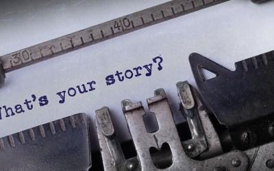 Berätta ditt företags historia