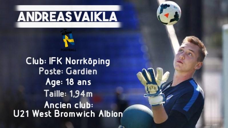 Andreas Vaikla