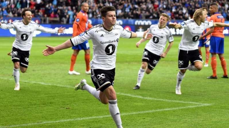 Helland sera l'un des meneurs de Rosenborg en 2016