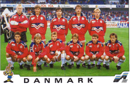 Danemark - Euro 1992 🏅