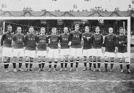 Danemark - JO 1912