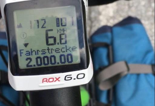 Tag 21 – km 2000