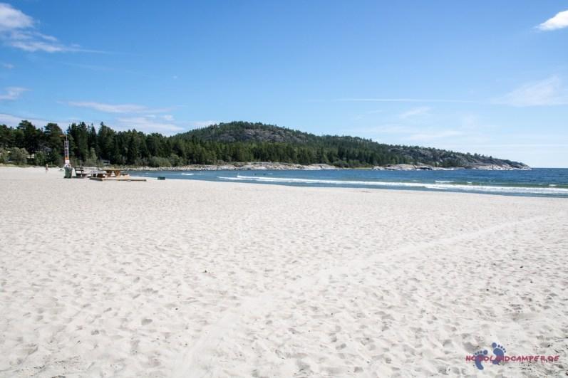 Der Strand von Smitingen