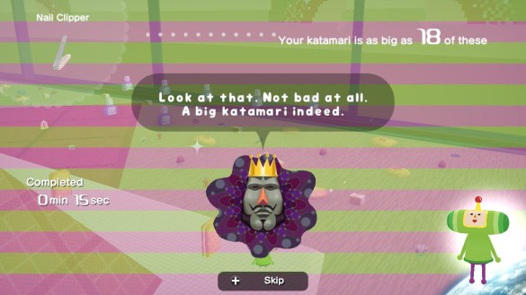 Katamari Damacy Reroll | Releasedatum för Nintendo Switch och PC
