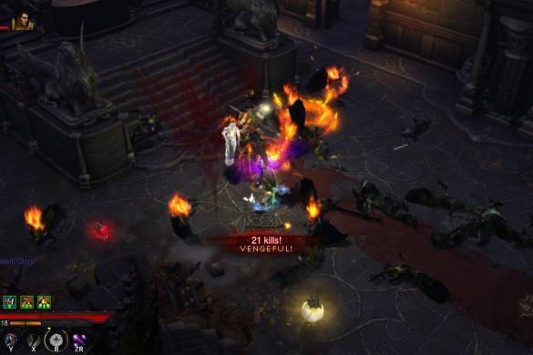 Diablo III Eternal Collection för Nintendo Switch