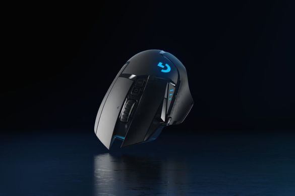 Logitech ger ännu mer trådlösa möjligheter   G502 LIGHTSPEED