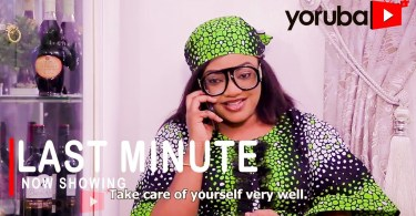 Last Minute Latest Yoruba Movie 2021 Drama