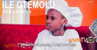 Ile Otemolu Latest Yoruba Movie 2021 Drama