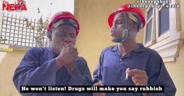 The Nepa Boys – Say No To Drug