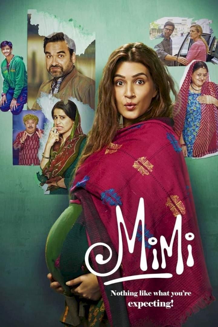 Download Mimi (2021) Indian Full Movie MP4 HD