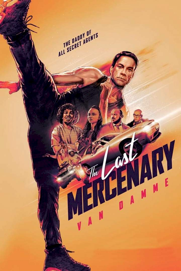 Download The Last Mercenary (2021) French Full Movie MP4 HD