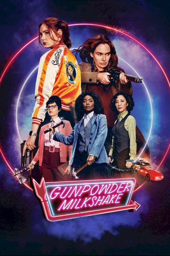Download Gunpowder Milkshake (2021) Full Movie MP4 HD