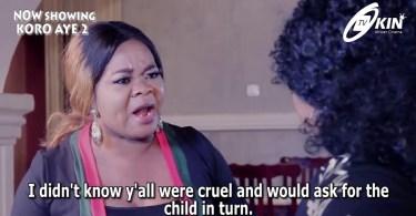 KORO AYE part 2 - Latest Yoruba Movie 2021 Drama
