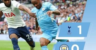 Tottenham vs Manchester City 1-0 – Highlights