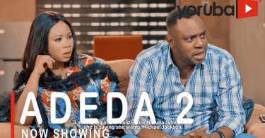 Adeda 2 Latest Yoruba Movie 2021 Drama