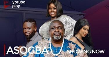 ASOGBA   Latest 2021 Yoruba Movie Drama