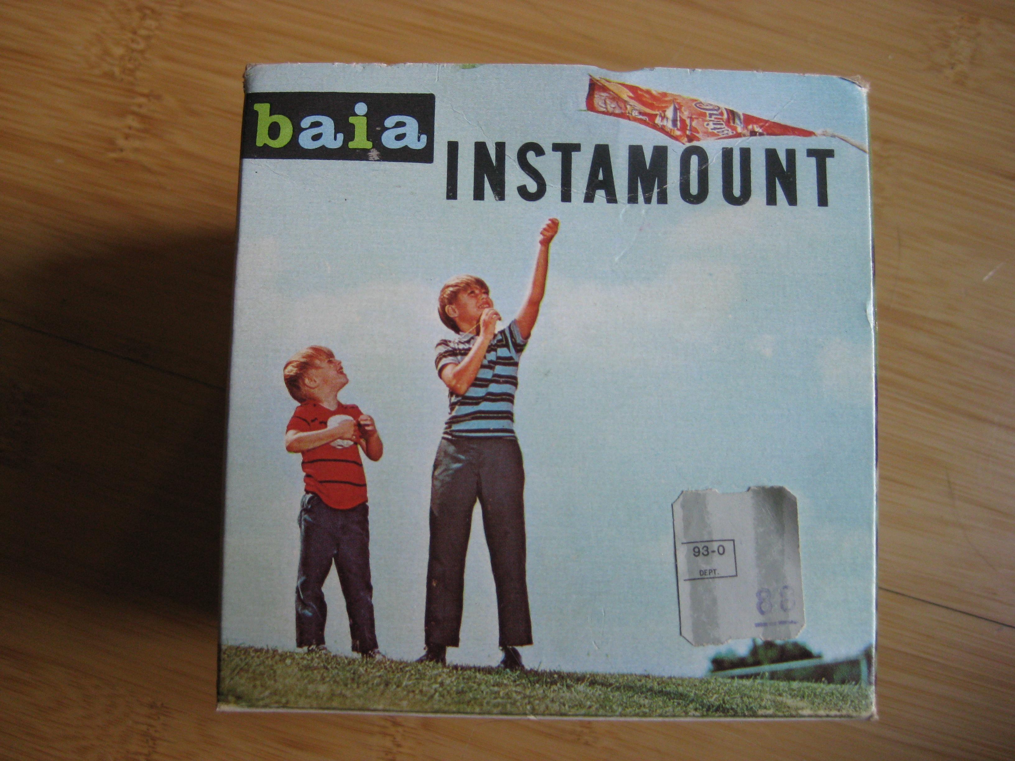 baia Instamount Photo Cube - NoRelevance com