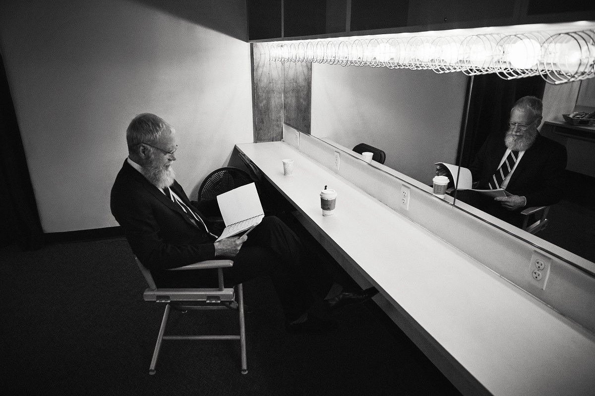 Image result for david letterman my next guest