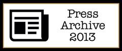 Press Archive 2013