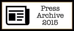 Press Archive 2015