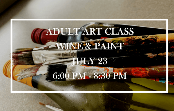 Wine and Paint
