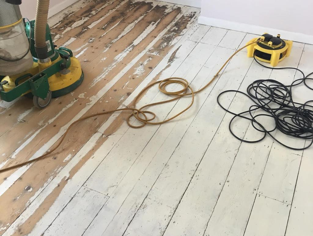 floor sanding in Norwich