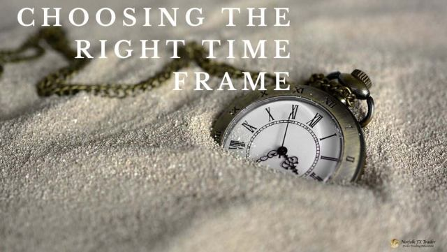 Choosing The Right Time Frame (1)