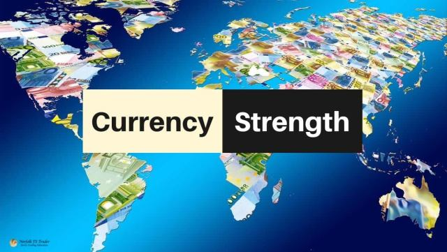 how do you determine the strength of a currency