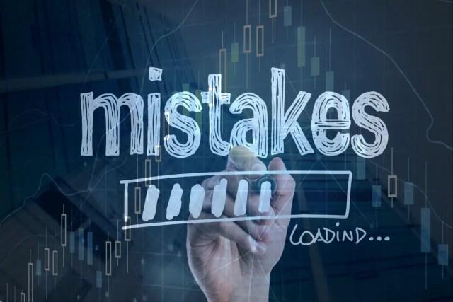 Forex Market Trading Mistakes