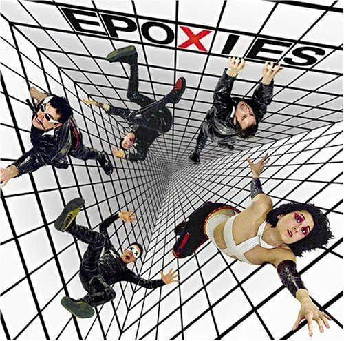 The Epoxies - Stop the Future