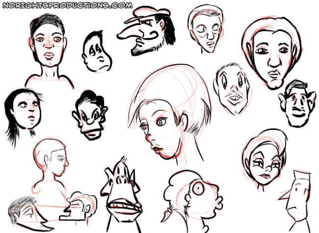 Daily Doodle - 10-28-14