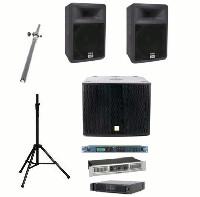 MediumPAck Lautsprecher