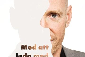 bokomslag Mod att leda med värderingar, en bok av Liza-Maria Norlin.