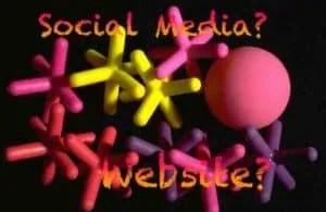 Social Media and Website