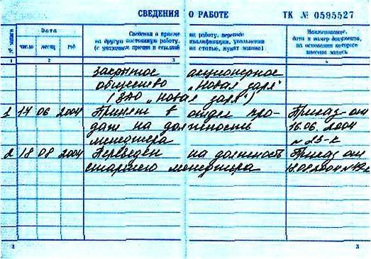 Нотариальный перевод трудовых книжек за 1200 рублей