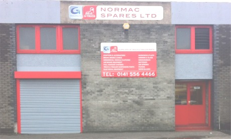 Normac Spares Glasgow