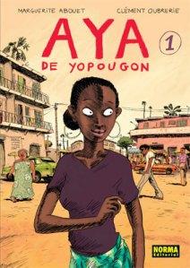 cómics Aya de Yopougon