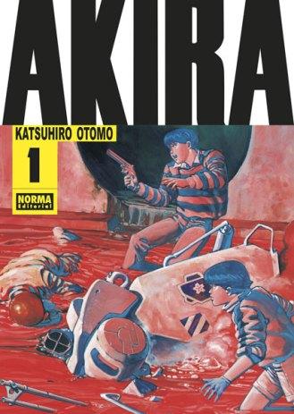 AKIRA 1. EDICIÓN ORIGINAL - Norma Editorial