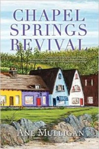 Chapel Springs Revival CSR Cover