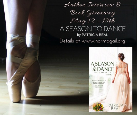 A Season to Dance Author Interview & Book Giveaway