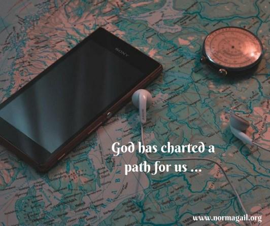God, GPS, & Me